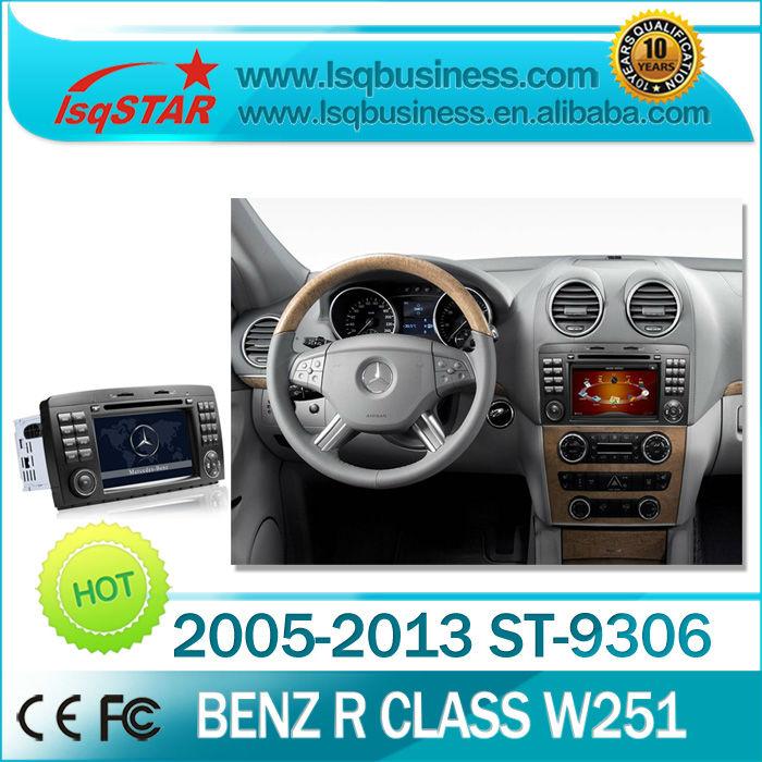 car gps for Mercedes-benz R CLASS R500
