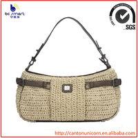 LH130306-3 sexy lady straw bag
