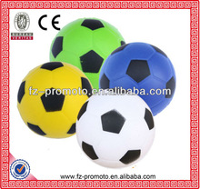 Football pu stress ball