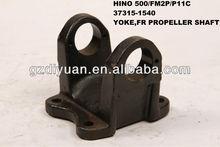 yoke propeller shaft for heavy duty trucks hino