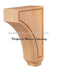 Bracket Corbel PT5140, Decorative Carved Corbel