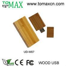 China novelty bulk items wood usb pen