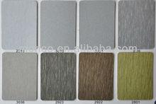 interior aluminum laminate
