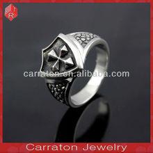 Cheap 316L Stainless Steel Handsome Men's Finger Ring