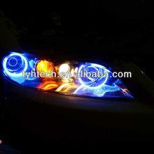12V headlight LED angel eyes for car