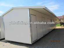 the drawings of the prefabricated assembly container kit kiosks living