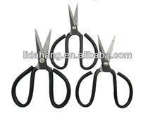 [ LDH Industry scissors] YP-F1 Plastic handle hand tool razor scissors