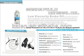 Brake Fluid Mineral Oil , Brake Oil