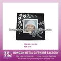 Hx-1831 lavis noir lentille en verre cadres photos anciennes à vendre