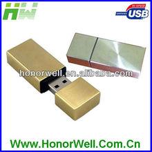 Metal Cube Brick Usb Stick High Quality Production