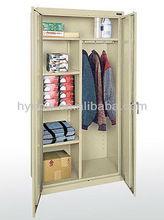 2013 New design double doors bedroom locker cabinet