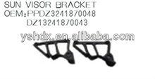 Sun Visor bracket for Shacman Delong Man F3000 truck spare parts,heavy duty truck parts