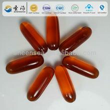 Soybean Lecithin & Vitamin E Softgel dietary supplement