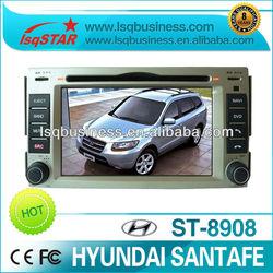 Hyundai Santafe car audio,Radio,DVD,GPS TV 3G ,ST-8908