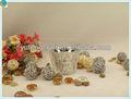 Candelabro são elétricos, suporte da lâmpada fio, madeira vela lanternas, peixe marroquino, flores da primavera são as figuras