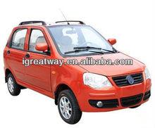 4 wheeled ac motor electric vehicle