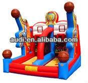 Inflatable Basketball Shooting Stars/Inflatable Basketball Shot game