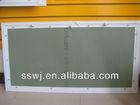 aluminum trap door/access panel with gypsum board