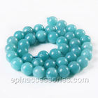 14mm AA grade blue amazonite gemstones