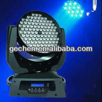 108x3w led moving head light RGB mixing color