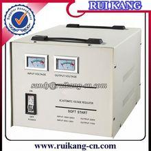 High precision svc iskra voltage regulator