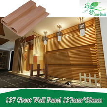 Interior design cladding/indoor cladding panels/wood board ceiling decoration
