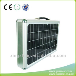 Mini home solar generator portable solar kit
