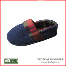 Fashion fleece men shoe