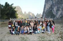 consolidate shipping agent from hongkong port to B.Abbas --lisa