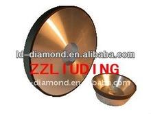Wet or dry Resin bond grinding wheels/diamond grinding wheel