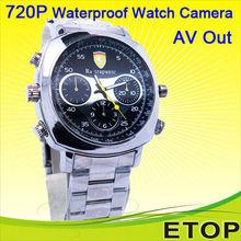 100% Real 4GB Wrist Watch Hidden Cam Camera Watch DV DVR Mini Camcorder