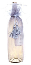 Organza Wine Glass Bottles party favor for gift packing