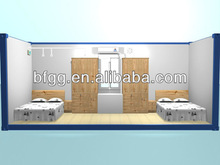 Natural Disaster Proof container house for classroom