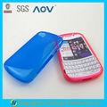 caja del teléfono móvil para el negro berry q10