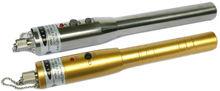 Optical fiber fault locators