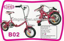 kick bicycle