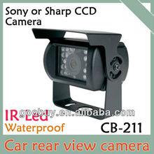Waterproof IP68 Truck, Caravan,Bus, School vehicle, container automobile camera