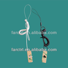 Earphone holder with one or two lines