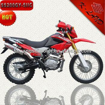 200cc specialized enduro moto bike China