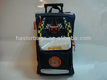 Racing Car Pattern School Bag for Boys