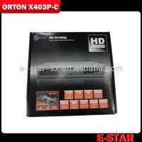 MPEG4 Orton HD X403P Cable Decoder Orton X403P-C