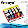 Refill ink cartridge PGI 425 CLI 426 For Canon iP 4840 MG5140 MG5240 iX6540 MX884 printer 5 colors with permanent chips