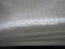 """100% cotton satin stripe fabric ( 300TC 1"""" stripe white )"""