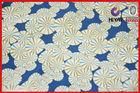 Geometric Print Fabrics Cotton Poplin Customized Pattern Design