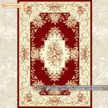 Best selling machine woven wilton wool carpet rug