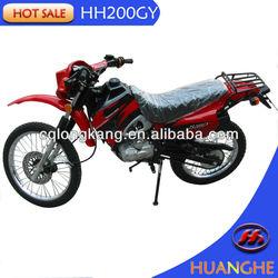 super power 200cc rough road enduro motorcycle/motorcycle enduro 200cc