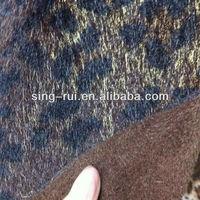 Guangzhou PU Synthetic Leather With Fur Fabirc