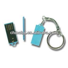 Mini UDP USB Flash Drive Key Chain Shape
