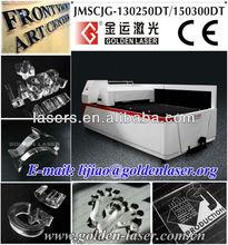 1325 1530 CO2 100W 150W 200W 300W 500W CNC Laser Cutter Acrylic,Plexiglas,Perspex,Plastic
