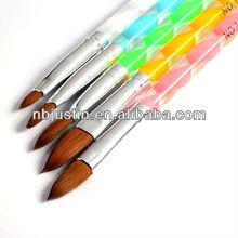 Wholesale 5pcs Acrylic Nail Art Pen